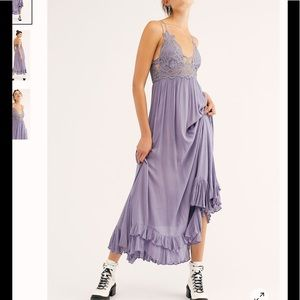SALE FreePeople Adella maxi dress